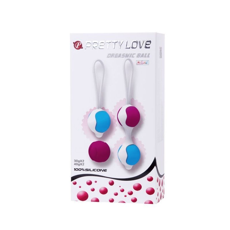 Set de Bolas Chinas-Kegel Ball Pretty Love
