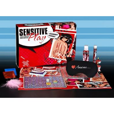 Sensitive play - Reina Picara