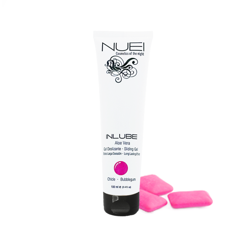 Lubricante Sabor Chicle