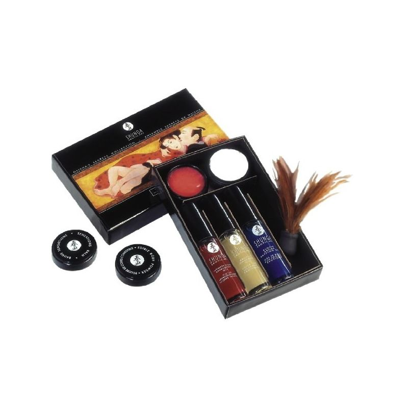 KIT SECRET COLLECTION DE SHUNGA - Reina Pícara