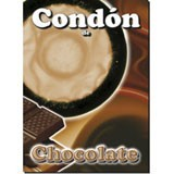 Condon Sabor Chocolate